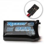 REEDY 350MaH 7.4v LIPO RX BATTER
