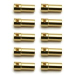 3.5 GOLD PLUGS 10F