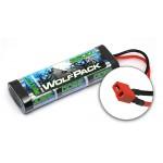 WOLFPACK 7.2V 3600MAH W/DEANS