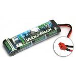 WOLFPACK 8.4 3600 MAH W/DEANS
