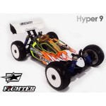 FIGHTER CLEAR BODY FOR HOBAO HYPER 9