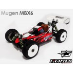 FIGHTER CLEAR BODY FOR MUGEN MBX6/6R
