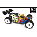 FORCE CLEAR BODY FOR KYOSHO MP9 TKI 2
