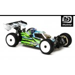 FORCE CLEAR BODY FOR  X-RAY XB8