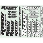 REEDY 09 DECAL SHEET