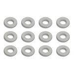 #8 Aluminum Flat Washer, thick
