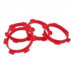 1/10 TIRE MOUNTING BANDS (4pcs.)