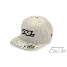 PROLINE THREADS GREY SNAP BACK HAT/CAP (ONE SIZE FITS MOST)