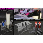 2012 CAR STAND & Tools / Shocks /Fuel Gun support    1/8 buggy - truggy