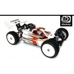 FORCE CLEAR BODY FOR SERPENT COBRA S811
