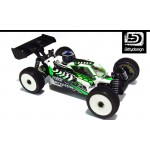 FORCE CLEAR BODY FOR  X-RAY XB9