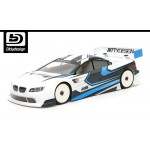 M15 CLEAR BODY 1/10 TOURING CAR 190mm LIGHT WEIGHT (0,75mm)